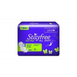 Stayfree Dry Max  - J&J