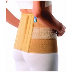 Sacro lumbar belt with double strapping-New design - Vissco
