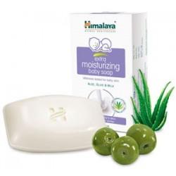 Extra Moisturizing Baby Soap - Himalaya