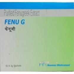 Fenu G (Sachets) - Nouveau Medicament Pvt Ltd