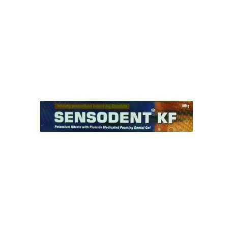 Sensodent Kf Toothpaste - Indoco