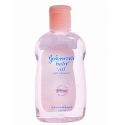 Johnson's Baby Oil with Vitamin E - Johnson and Johnson