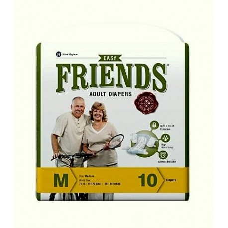 Adult Diaper - Friends