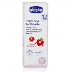 Dentifricio Toothpaste Apple and Banana Flavour - Chicco