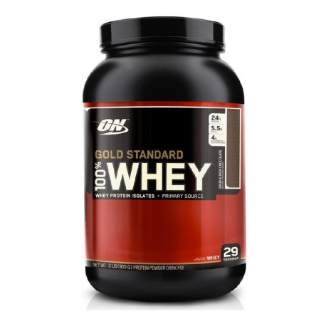 Gold Standard 100% Whey Protein - ON (Optimum Nutrition)