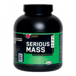 Serious Mass StrawBerry - ON (Optimum Nutrition)