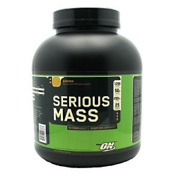 Serious Mass Banana - ON (Optimum Nutrition)