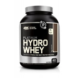 Optimum Nutrition Platinum Hydro Whey - 3.5 lbs (Turbo Chocolate)