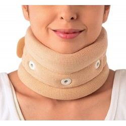 Cervical Collar with Chin Support Regular  - Vissco