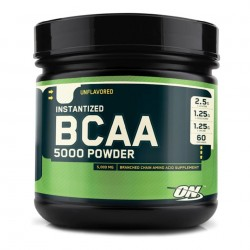 ON Instantized BCAA 5000, 0.7 lb Unflavoured - ON