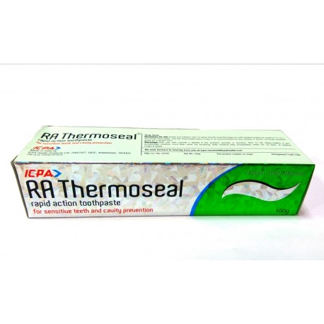RA Thermoseal Toothpaste - ICPA