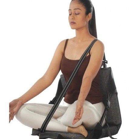 Vissco Orthopaedic Back Rest for Yoga