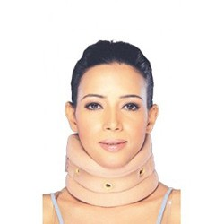 Magnetic Cervical Collar with support - Vissco