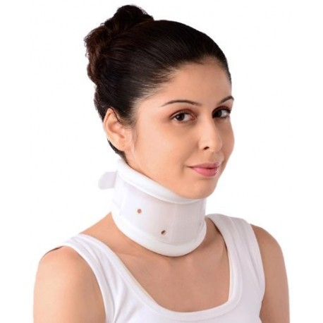 Vissco New Firm Cervical Collar Adjustable Height - 0309