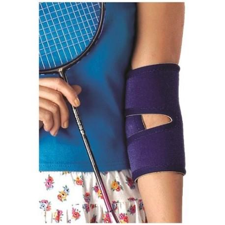 Vissco Neoprene Elbow Support with Velcro Strap-1419