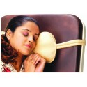 Cervical Travel Pillow Round with Straps - Universal - Vissco
