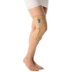 Vissco Elastic Knee Cap with Hinges  - 0706