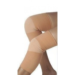 Vissco Ribbed Elasticated Patella Knee Cap - 0717