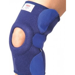 Neoprene Knee Support with Velcro - Vissco