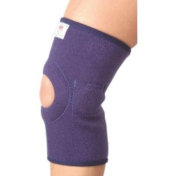 Vissco Neoprene Patella Knee Brace with 2 Bioflex Magnets - 1408