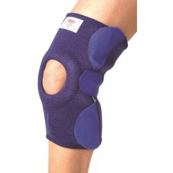 Vissco Neoprene Knee Support with Velcro and Bioflex Magnets - 1427