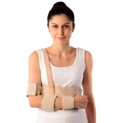 Vissco Elastic Shoulder Immobilizer -0813