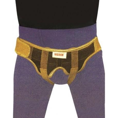 Vissco New Male Ingunial Hernia Belt Double Pad - 0508