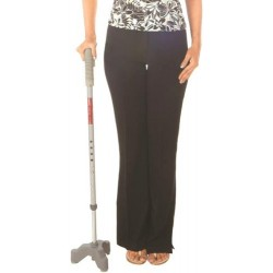Vissco Invalid U-Shape Tripod Walking Stick-0906