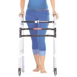 Medipedic Walker Castor - Vissco