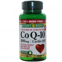 Nature's Bounty Co Q10 Maximum Strength -- 400 mg - 39 Softgels