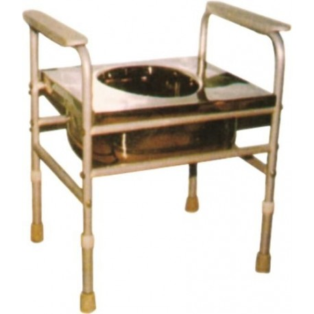 Vissco Invalid Commode with Cover-0913