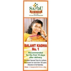 Balant kadha no-1