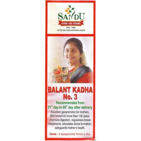 Balant kadha no-3