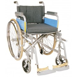 Vissco - Wheelchair Deluxe with Spoke Wheels - 0972