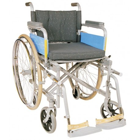 Vissco - Wheelchair Deluxe with Spoke Wheels - 0972