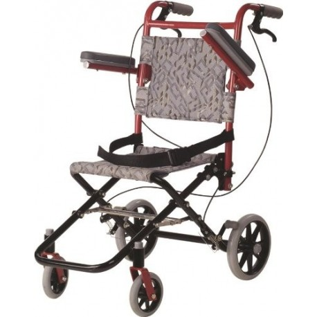 Vissco Invalid Transit Wheel Chair - Universal - 0973