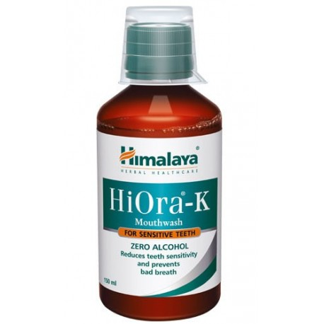 Himalaya HiOra Mouthwash-150 ml