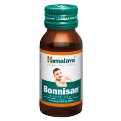 Bonnisan Drops 30ml - (Keeps babies healthy and happy) Himalaya