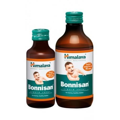 Bonnisan Liquid (Keeps babies healthy and happy) - Himalaya
