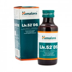 Liv.52 DS Syrup - Himalaya