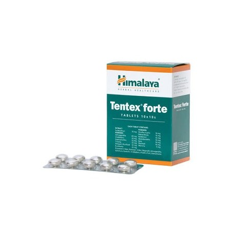 Tentex forte Tablets-Himalaya