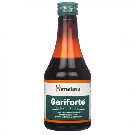 Geriforte syrup - Himalaya