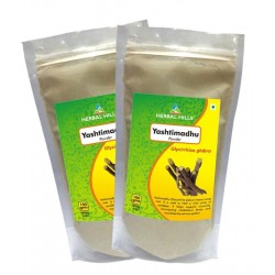 Herbal Hills Yashtimadhu Powder - 100 gms powder