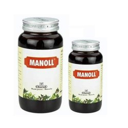 Manoll Syrup - Charak