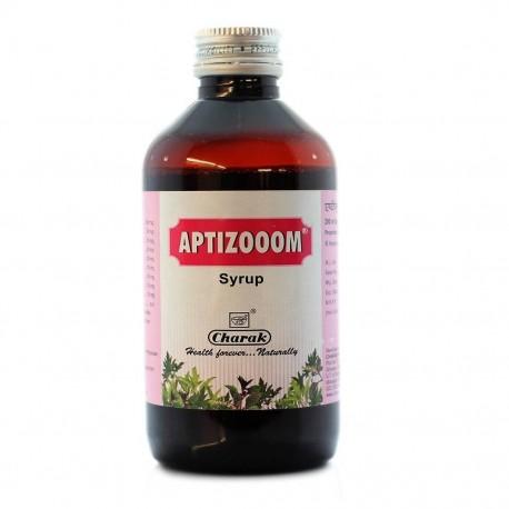 Aptizooom Syrup - Charak