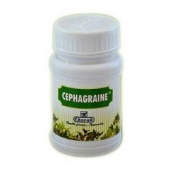 Cephagraine Tablet - Charak