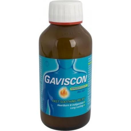 Gaviscon syrup - reckitt benckiser