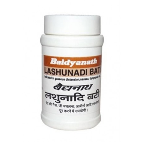 Lashunadi Bati - Baidyanath