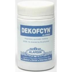 Dekofcyn Tablets - Alarsin