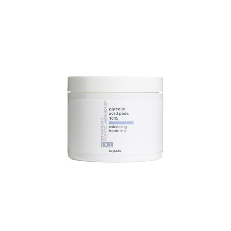DCL Glycolic Acid Pads 10 percent - DCL